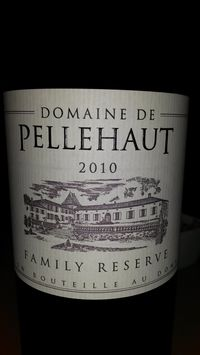 Family reserve 2010